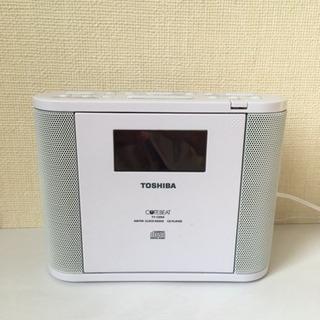 東芝CDラジオ 型番TYCDR8