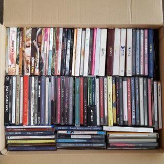 テクノ、ハウス系CD約190枚