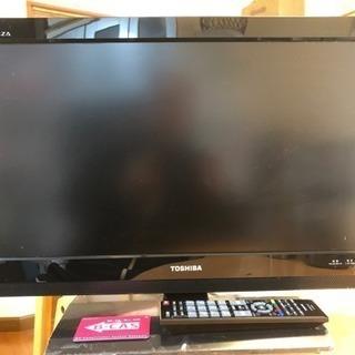 テレビ REGZA 22インチ