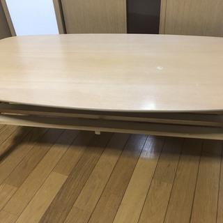 不二貿易 折り畳みテーブル100×50cm