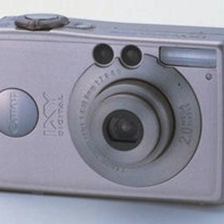 キャノン CANON IXY DIGITAL 200a デジタルカメラ
