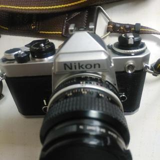 決まりました!Nikonカメラ
