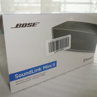★☆新品・未開封☆★ BOSE SoundLink Mini B...