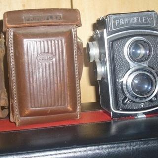 ニ眼レフカメラ