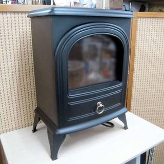 南12条店 スリーアップ 暖炉型ファンヒーター NOSTALGI...