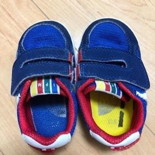 IFMEの靴13.5cm
