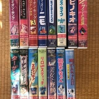 ディズニー映画 VHS