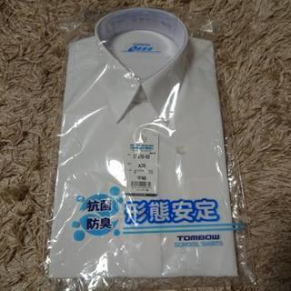 サイズA35 半袖 トンボ形態安定スクールシャツ