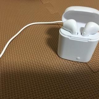 ワイヤレスイヤフォン