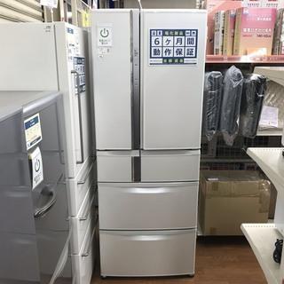MITSUBISHIの6ドア冷蔵庫「MR-R52W-S」