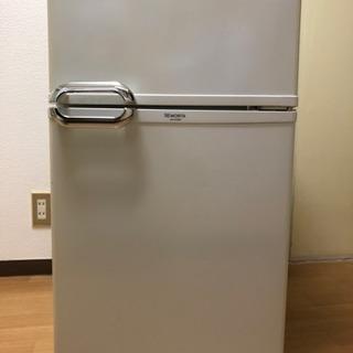 ★商談中★一人暮らし用サイズ冷蔵庫譲ります。