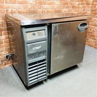 【厨房】フクシマ 1ドア冷蔵コールドテーブル テーブル型冷蔵庫 ...