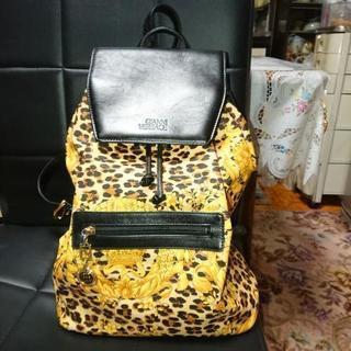 ジャンニ・ヴェルサーチのバッグ‼️お値下げしました‼️