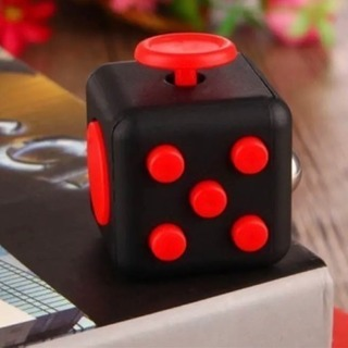 Fidget Cubeストレス不安緊張解消デスク玩具リリーフ キューブ