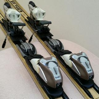 168 カービング スキー板