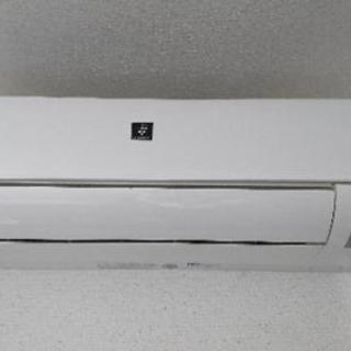 【売約済】プラズマクラスター 空気清浄機付きエアコン 2011製