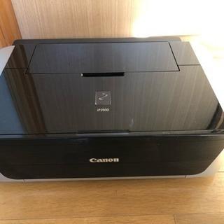 CANON  プリンター   ip3500