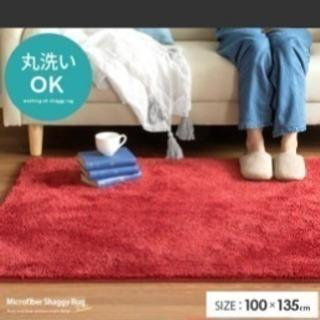 お値下げ↓☆新品同様☆ラグ マット(*^▽^*)