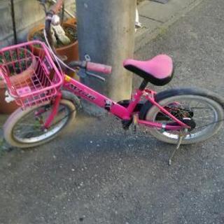 子ども用自転車🚲