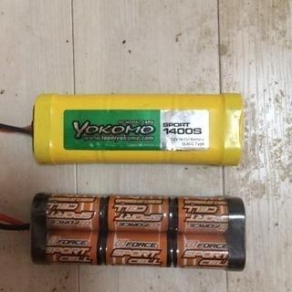 ラジコン用バッテリー