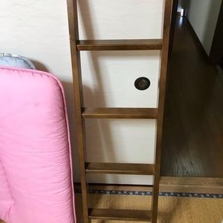 [お話中]    2段ベッドの梯子だけ 1000円→500円値下げ