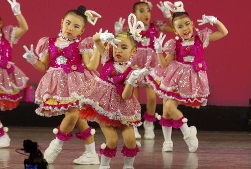 こどもダンス教室毎土曜日(11:00-12:00) (ダンス&ドリーム) 西鉄福岡 ...