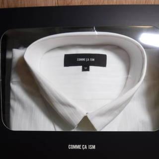 コムサイムズ Yシャツ Mサイズ