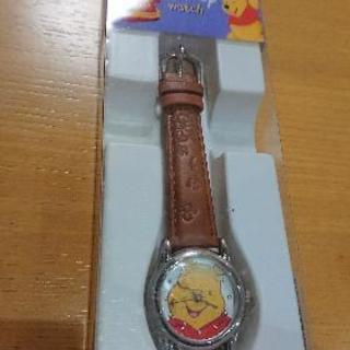 ディズニー プーさんの時計