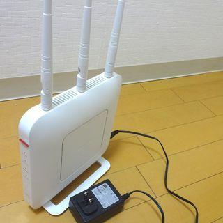 BUFFALO WXR-1900DHP2 無線LAN親機 Wi-...
