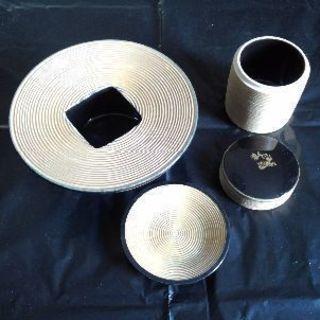 アンティーク 陶器セット 新品未使用