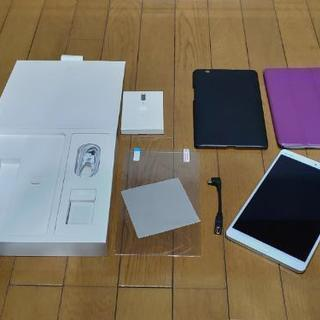 HUAWEI MediaPad M3 Wifiモデル シルバー