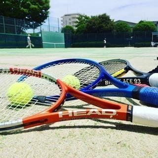 2/24(日)初心者限定テニス@厚八運動場テニスコート※子どもOK