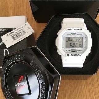 G-SHOCK 腕時計 DW-5600 白