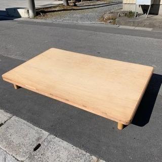 木製 セミダブルベットフレーム