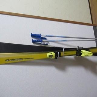 キッズ・ジュニア スキー板&ストック