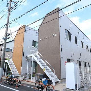 🉐初期費用7万円🙂23区内で家賃3万円台🏠築浅デザイナーズアパート...