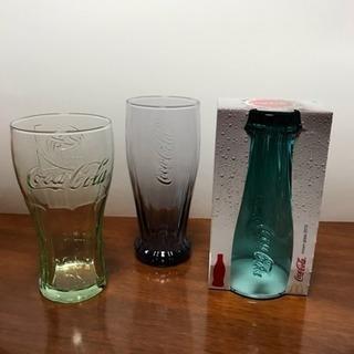 コカコーラCoca-Cola ガラスコップ     【非売品】グ...