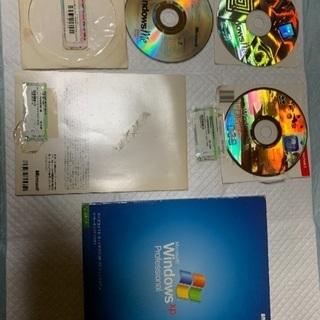 古いWindows OS譲ります(レアOSあり)