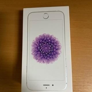 au  iPhone6 16G シルバー