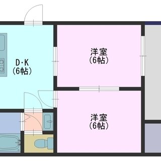 ★敷礼ゼロゼロ!ペット可能★守口市南寺方2DK - 不動産