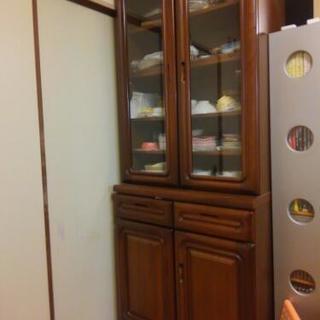 【取引終了】無料‼ 食器棚