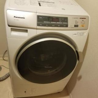 【取引完了】洗濯乾燥機パナソニックNA-VH300L
