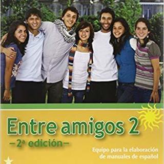 総合スペイン語コース中級 改訂版 Entre amigos 2 ...