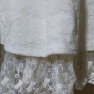 C.D.Sのペプラムトップス L - 服/ファッション