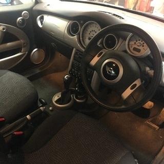 BMW ミニクーパー 81000km 部品取り車とお考えください!