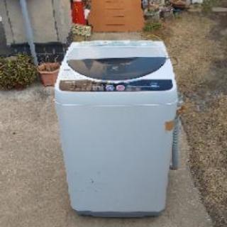 SHARP 洗濯機6.0Kg