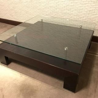 クラスティーナ/Crastina ソリダスシリーズ ガラステーブル...
