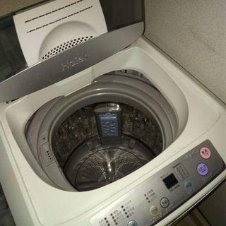 洗濯機 2012製ハイアール JW-K42A - 大和市