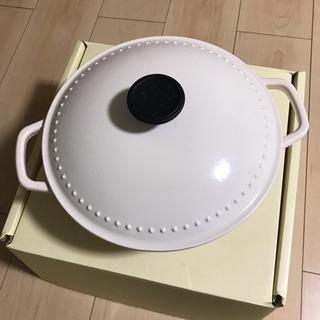 【売れました】AfternoonTea 土鍋