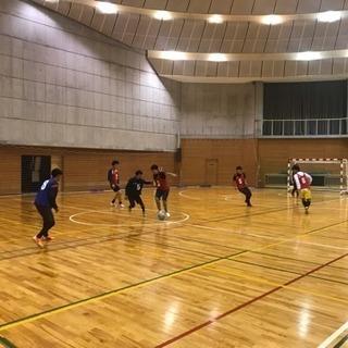 【2月】ダイエット・運動不足解消にも!個人参加型フットサル